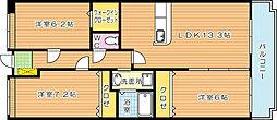 プリンシプル[2階]の間取り