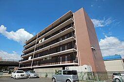 愛知県名古屋市中川区前田西町2丁目の賃貸マンションの外観