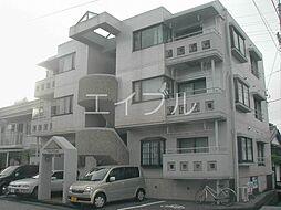 ベルメゾンmi[3階]の外観