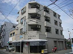 サニーコート新在家[4階]の外観