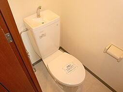 ベレーサ築地口ステーションタワーのトイレ