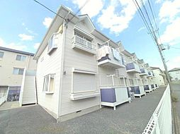 千葉県船橋市夏見4丁目の賃貸アパートの外観