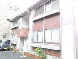 広島県広島市安芸区上瀬野2丁目の賃貸アパートの外観