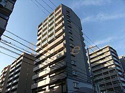 パークレジデンス江坂[8階]の外観