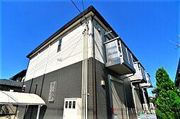 [テラスハウス] 東京都東大和市南街3丁目 の賃貸【東京都 / 東大和市】の外観