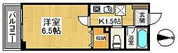 CMSビル[302号室号室]の間取り