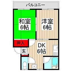 下赤塚駅 7.2万円