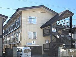 パークハイツ藤原[2B号室]の外観