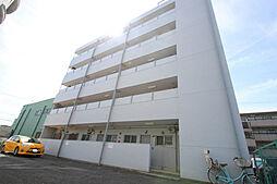 愛知県名古屋市瑞穂区白砂町2丁目の賃貸マンションの外観