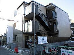 稲野町1丁目新築1K[=号室]の外観