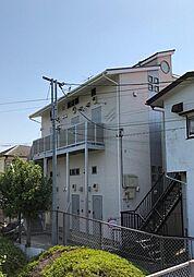 リーヴェルポート横浜パーク[201号室]の外観