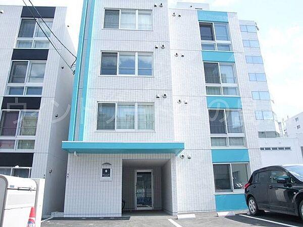 ベレール中の島 3階の賃貸【北海道 / 札幌市豊平区】