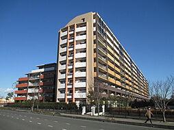 埼玉県久喜市桜田2丁目の賃貸マンションの外観