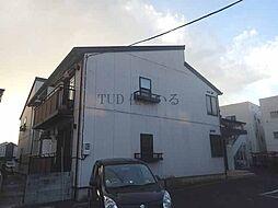ニュープラザ[2階]の外観