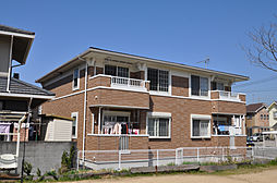 兵庫県加古川市尾上町長田の賃貸アパートの外観