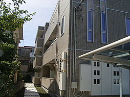 神奈川県横浜市港南区大久保3丁目の賃貸マンションの外観