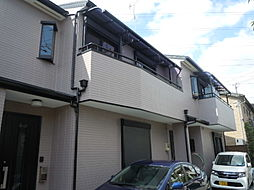 [テラスハウス] 大阪府豊中市北条町3丁目 の賃貸【/】の外観