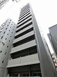ファーストステージ江戸堀パークサイド[1階]の外観