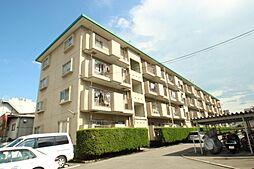 広島県広島市佐伯区三筋1丁目の賃貸マンションの外観