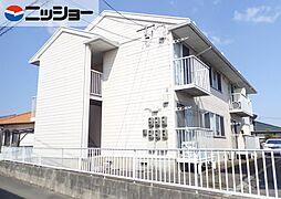 さくら荘A[2階]の外観
