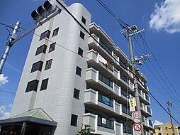 大阪府門真市岸和田3丁目の賃貸マンションの外観