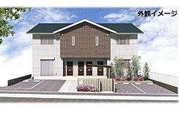 大阪府八尾市山本町南7丁目の賃貸アパートの外観