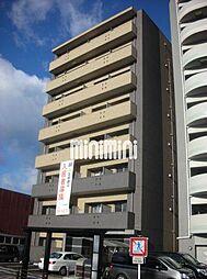 静岡県静岡市葵区吉野町の賃貸マンションの外観