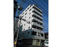 御所西シンワマンション[6階]の外観