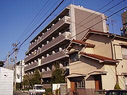 愛知県名古屋市中村区大秋町3丁目の賃貸マンションの外観