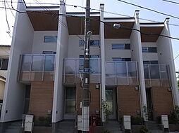 [テラスハウス] 東京都杉並区本天沼2丁目 の賃貸【東京都 / 杉並区】の外観