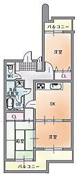 3DKマンションのご紹介です。