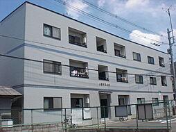大阪府東大阪市日下町3丁目の賃貸マンションの外観