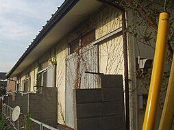 神奈川県横浜市港北区篠原北2の賃貸アパートの外観