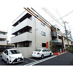大阪府茨木市末広町の賃貸マンションの外観