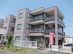 滋賀県草津市平井5丁目の賃貸マンションの外観