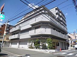 レジデンス花菱[3階]の外観