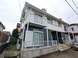 [タウンハウス] 千葉県成田市西三里塚 の賃貸【/】の外観