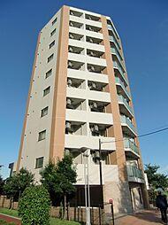 神奈川県川崎市幸区幸町3丁目の賃貸マンションの外観