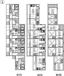 (仮称)南区本星崎町B棟 新築アパート[E号室号室]の間取り