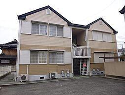 兵庫県神戸市西区南別府 3丁目の賃貸アパートの外観