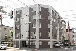 ラフィーネ静修学園前[5階]の外観