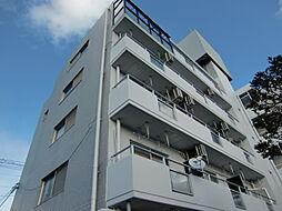 宮城県仙台市青葉区木町の賃貸マンションの外観