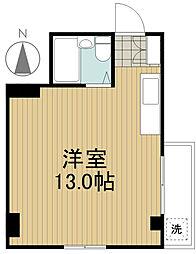 大泉マンション[2階]の間取り