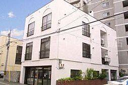 グランドール角屋I[3階]の外観