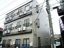 アスターハイム喜沢[2階]の外観