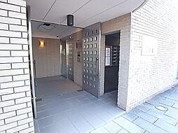 大阪府羽曳野市西浦の賃貸マンションの外観