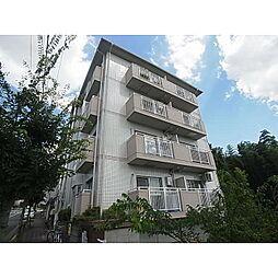 奈良県奈良市学園大和町5丁目の賃貸マンションの外観