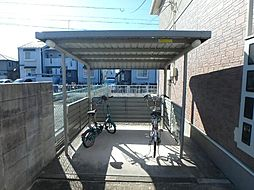 プロスペラーレB[1階]の外観