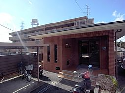 大阪府大東市寺川5丁目の賃貸マンションの外観