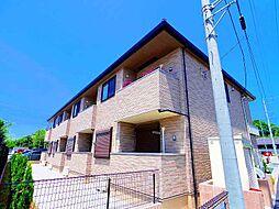 西武新宿線 航空公園駅 バス9分 並木通り団地入口下車 徒歩4分の賃貸アパート